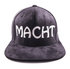POWER DUTCH NAVY SUEDE SNAPBACK