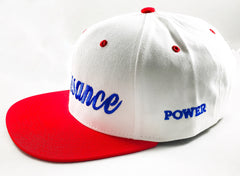 POWER FRENCH SNAPBACK