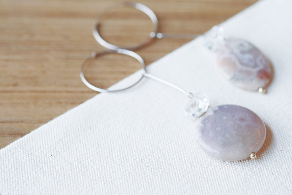 Asymmetrical Playful Earrings