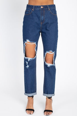 Dee Mom Jeans