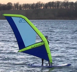 Kona Air Rig, Inflatable, Windsurf - Suplife Adventure