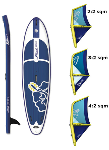 Kona Vindsup, Airrig, Vindsurfing - Suplife Adventure