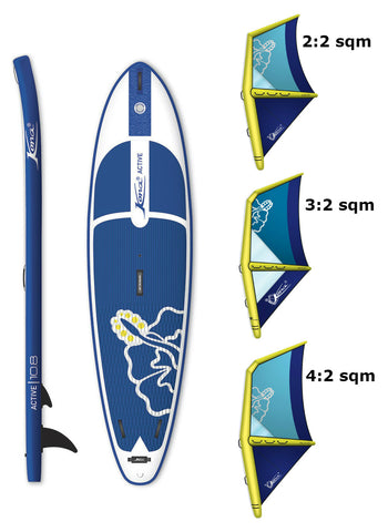 Kona Sup, Airrig, Windsurfing - Suplife Adventure