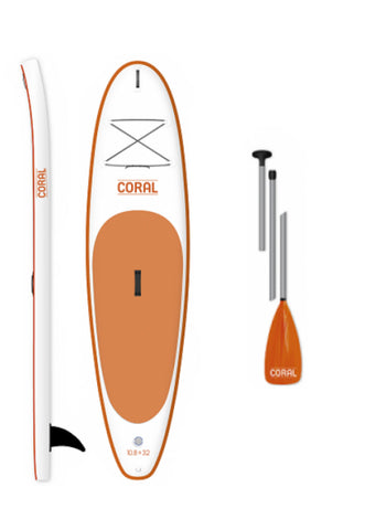 Coral 10.8 Allround Sup - Suplife Adventure