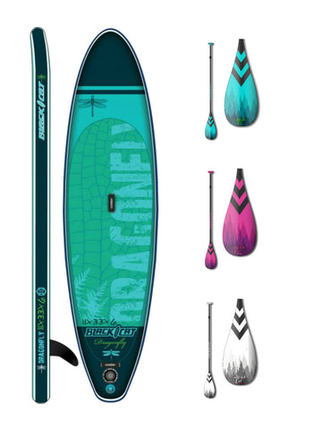 Black Cat Dragonly Sup - Suplife Adventure