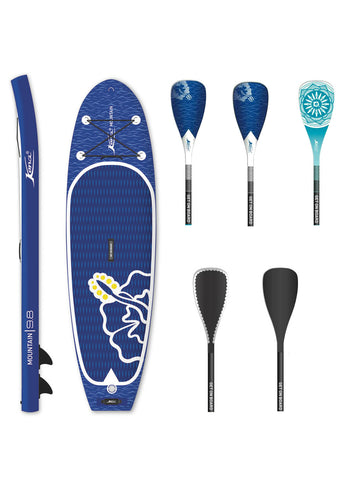 Kona Mountain 9.8 Sup Paket - Suplife Adventure