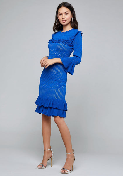 ALESSANDRA SWEATER DRESS - bebe Arabia