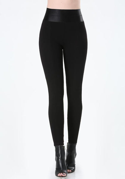HIGH RISE CORSET LEGGING - bebe Arabia