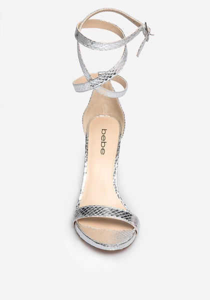 ATHENA WRAP SANDALS - bebe Arabia