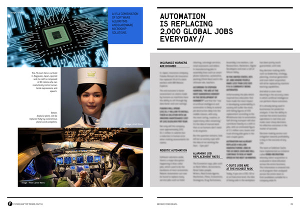 FUTURE HUB™ AUTOMATION DIGITAL TREND MAG 2017/18