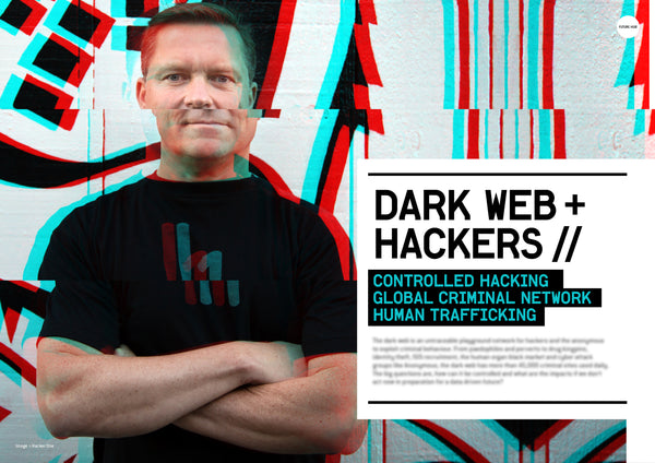 FUTURE HUB™ DARK WEB DIGITAL TREND MAG 2017/18