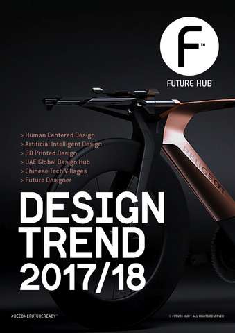 FUTURE HUB™ DESIGN DIGITAL TREND MAG 2017/18