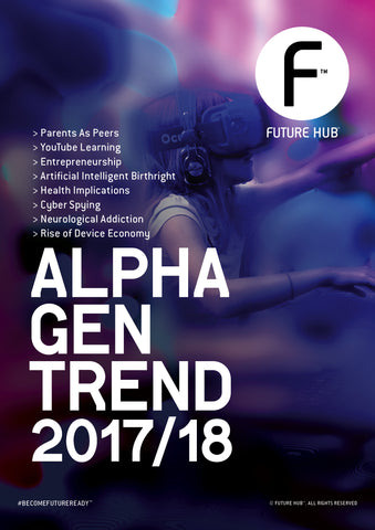 FUTURE HUB™ ALPHA GEN DIGITAL TREND MAG 2017/18