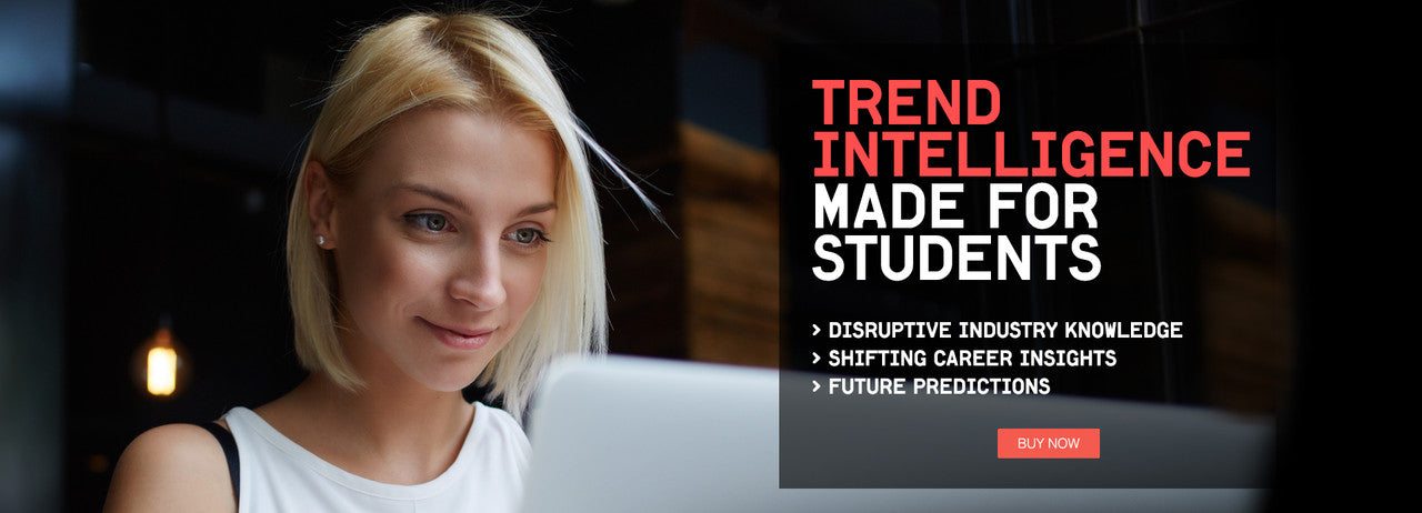 Future Hub Trend Mags help students progress their course