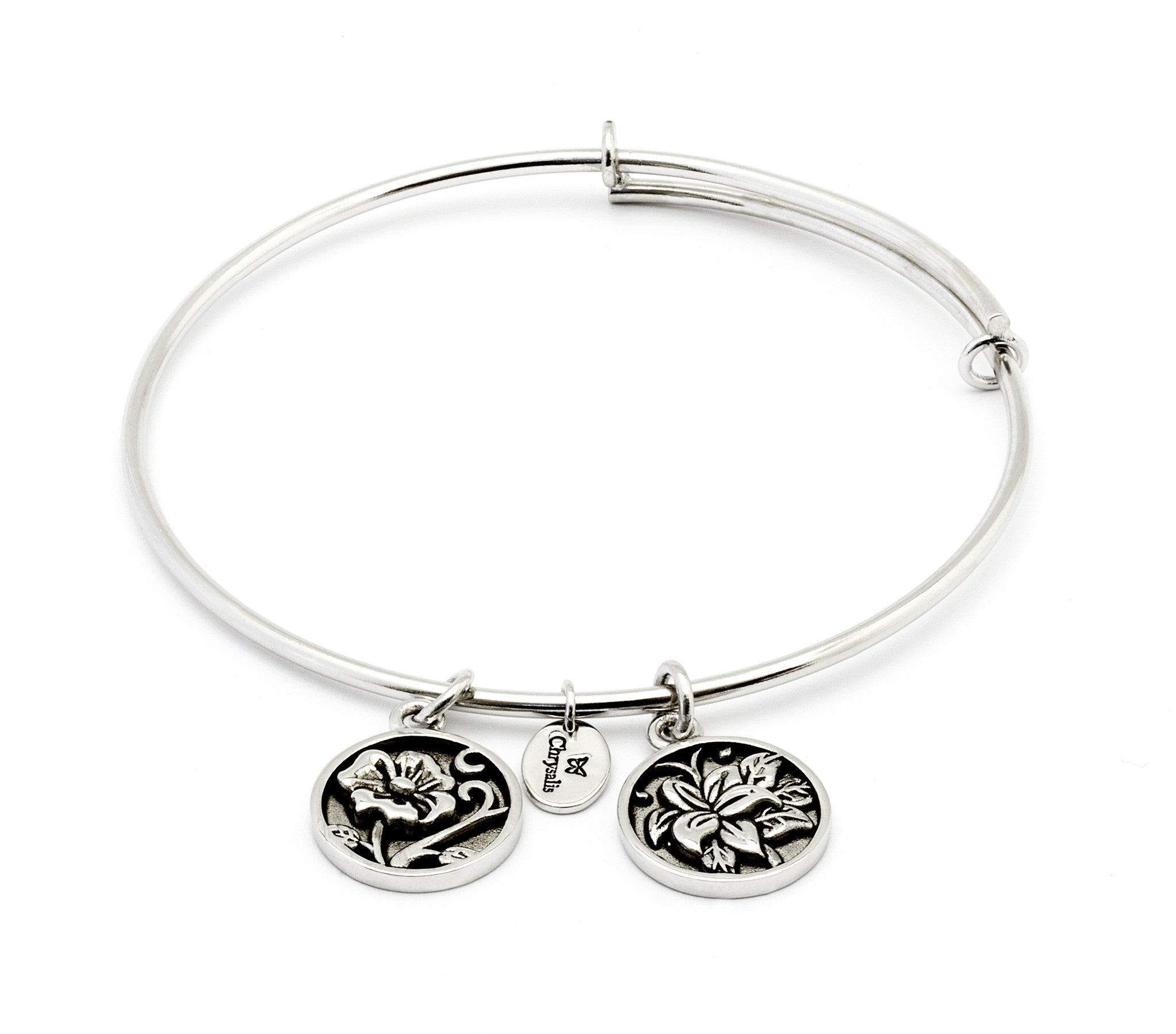 28f60f1c8e6ba Chrysalis SERENITY NATURE EXPANDABLE BANGLE - Offers calm spiritual energy
