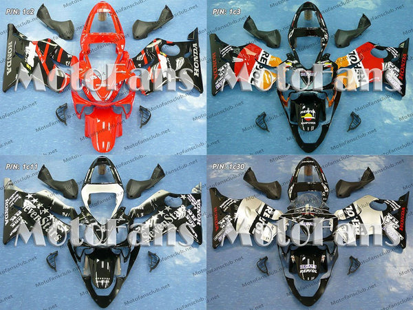 Fairing Kit for Honda CBR600F4i 01-03 (P/N: 1c)
