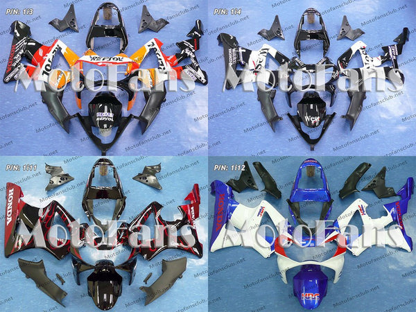 Fairing Kit for Honda CBR929RR 00-01 (P/N: 1i)