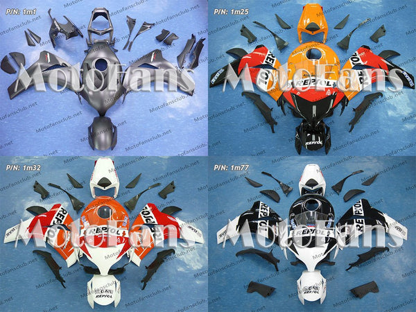 Fairing Kit for Honda CBR1000RR 08-11 (P/N: 1m)