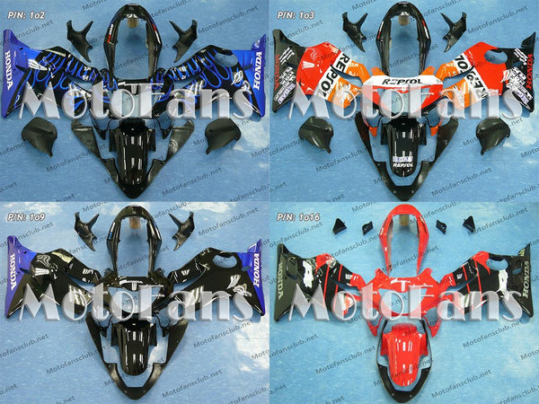 Fairing Kit for Honda CBR600F4 99-00 (P/N: 1o)