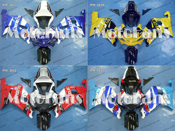 Fairing Kit for Suzuki GSX-R750 00-03 (P/N: 2b)