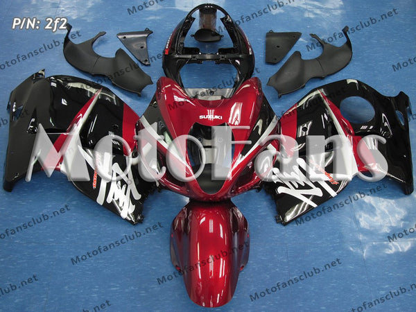 Fairing Kit for Suzuki GSX-1300R 99-07 (P/N: 2f)