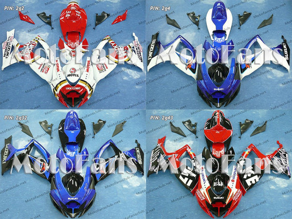 Fairing Kit for Suzuki GSX-R600/750 06-07 (P/N: 2g)