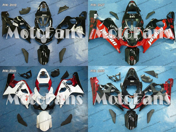 Fairing Kit for Suzuki GSX-R600/750 04-05 (P/N: 2h)