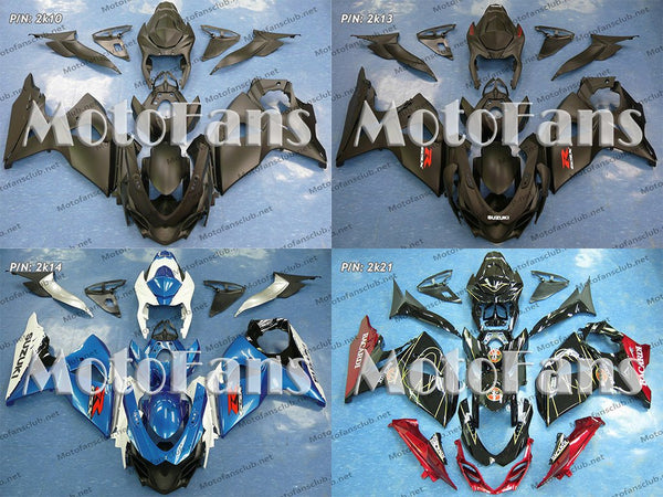 Fairing Kit for Suzuki GSX-R1000 09-16 (P/N: 2k)