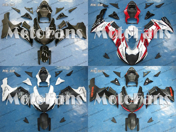 Fairing Kit for Suzuki GSX-R600/750 11-17 (P/N: 2o)