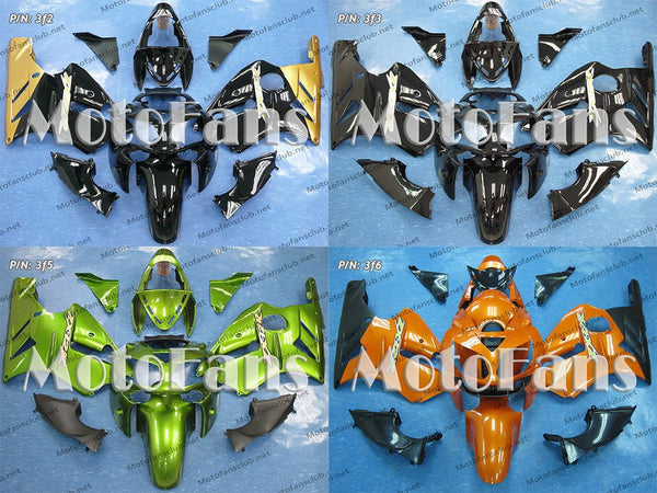 Fairing Kit for Kawasaki ZX-12R 02-04 (P/N: 3f)