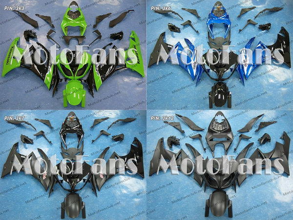 Fairing Kit for Kawasaki ZX-6R 09-12 (P/N: 3k)