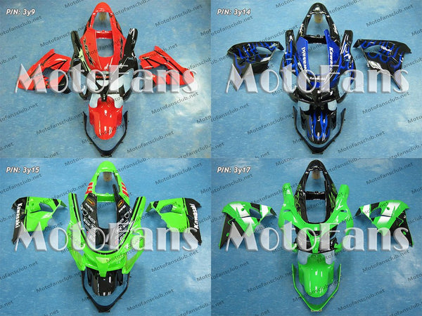 Fairing Kit for Kawasaki ZX-9R 02-03 (P/N: 3y)