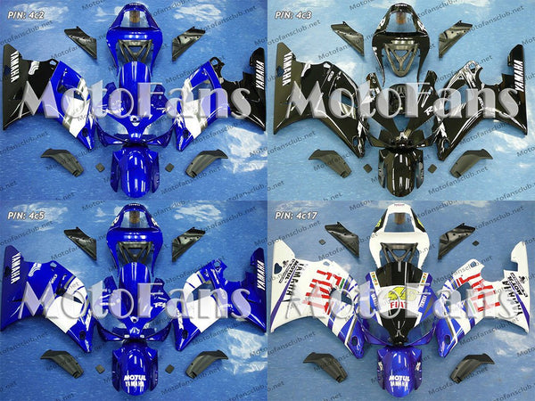 Fairing Kit for Yamaha YZF-R1 00-01 (P/N: 4c)