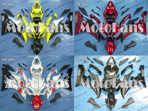 Fairing Kit for Yamaha YZF-R6 06-07 (P/N: 4d)
