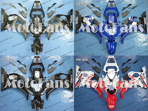 Fairing Kit for Yamaha YZF-R6 03-05 (P/N: 4f)