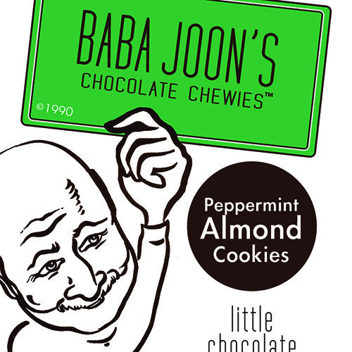 Peppermint Almond (Seasonal only)