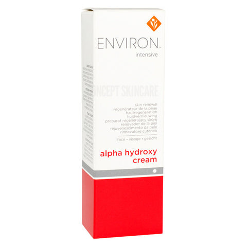 Environ Intensive Alpha Hydroxy Cream