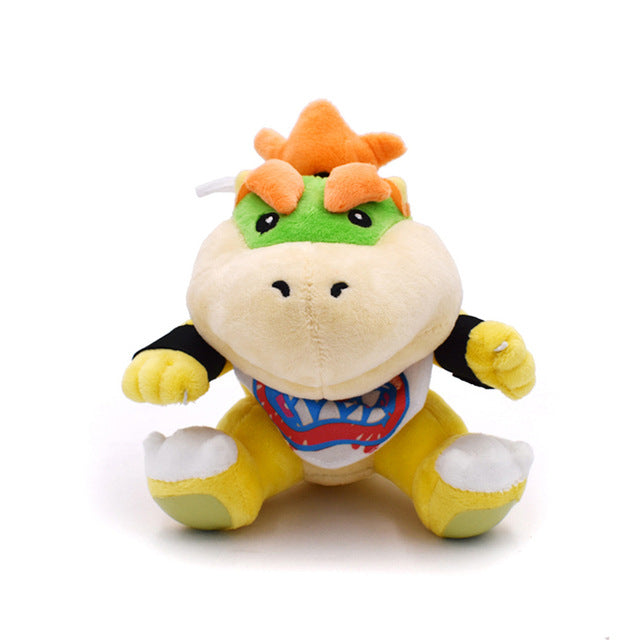 Super Mario Bowser Jr. Plush (7 Inches)