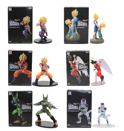 Dragonball Z Figures 4.5 to 8 Inch (11-21cm)
