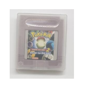 Pokemon Trading Card Game 2 for Game Boy