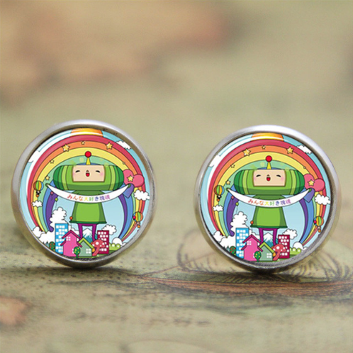 Katamari Damacy Earrings