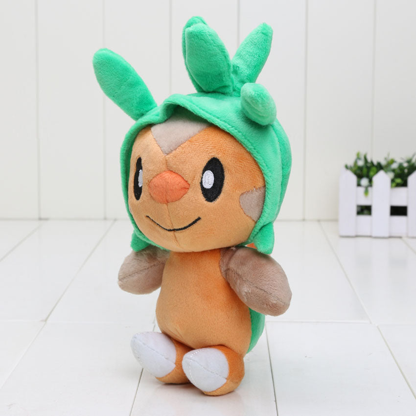 Chespin Pokemon Plush 8 Inch (20cm)