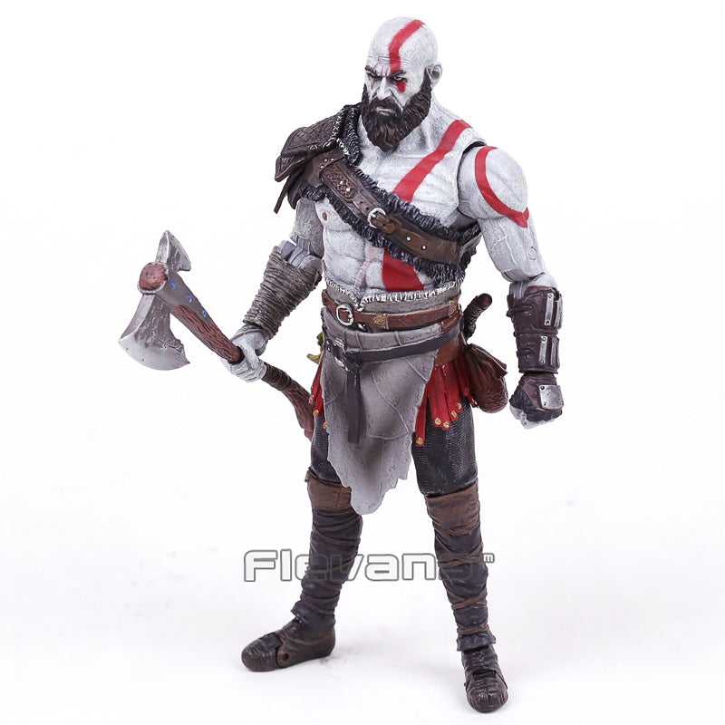God of War Kratos Figure 7 Inches (18cm)