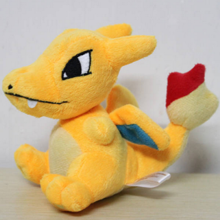 Charizard Pokemon Plush 5.5 Inch (13cm)