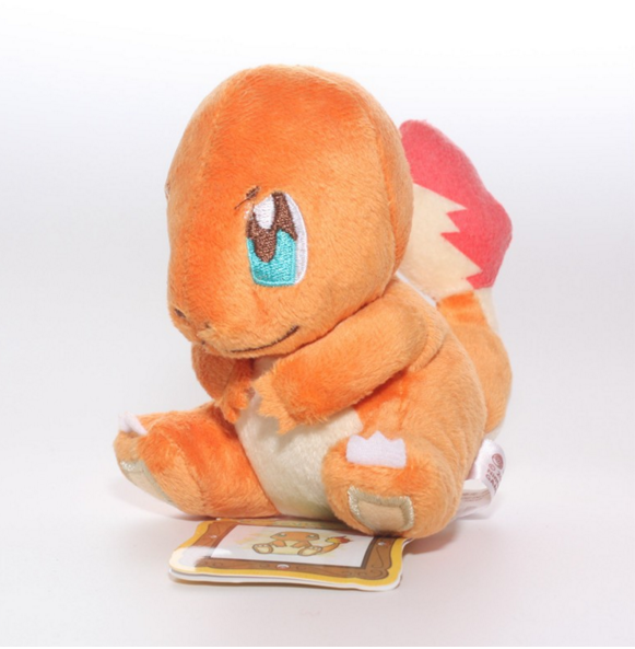 Charmander Pokemon Plush 5 Inch (12cm)