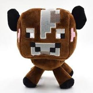 Minecraft Plush Cow