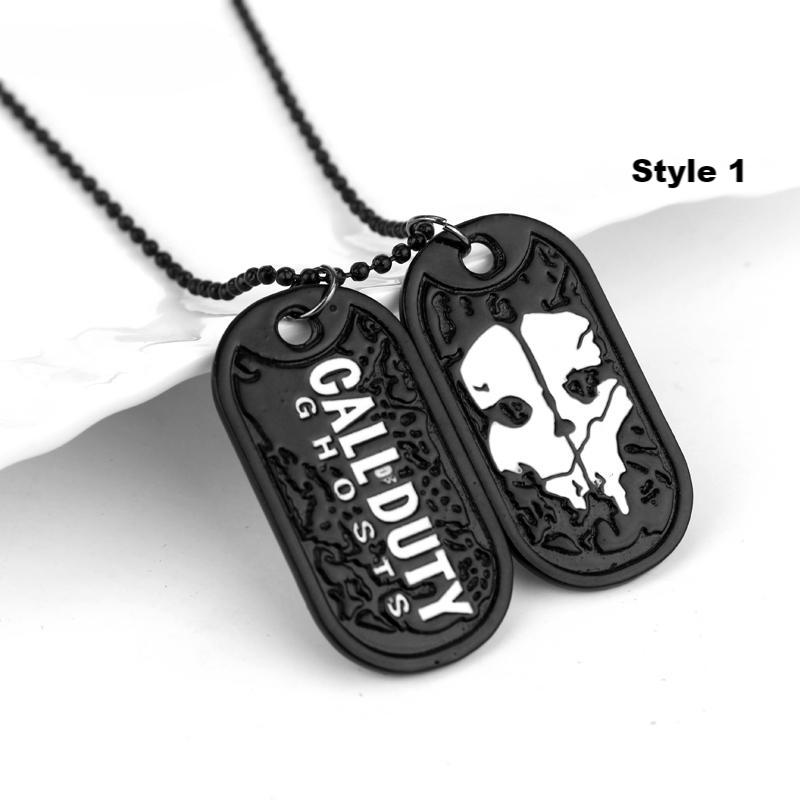 Call of Duty Necklace