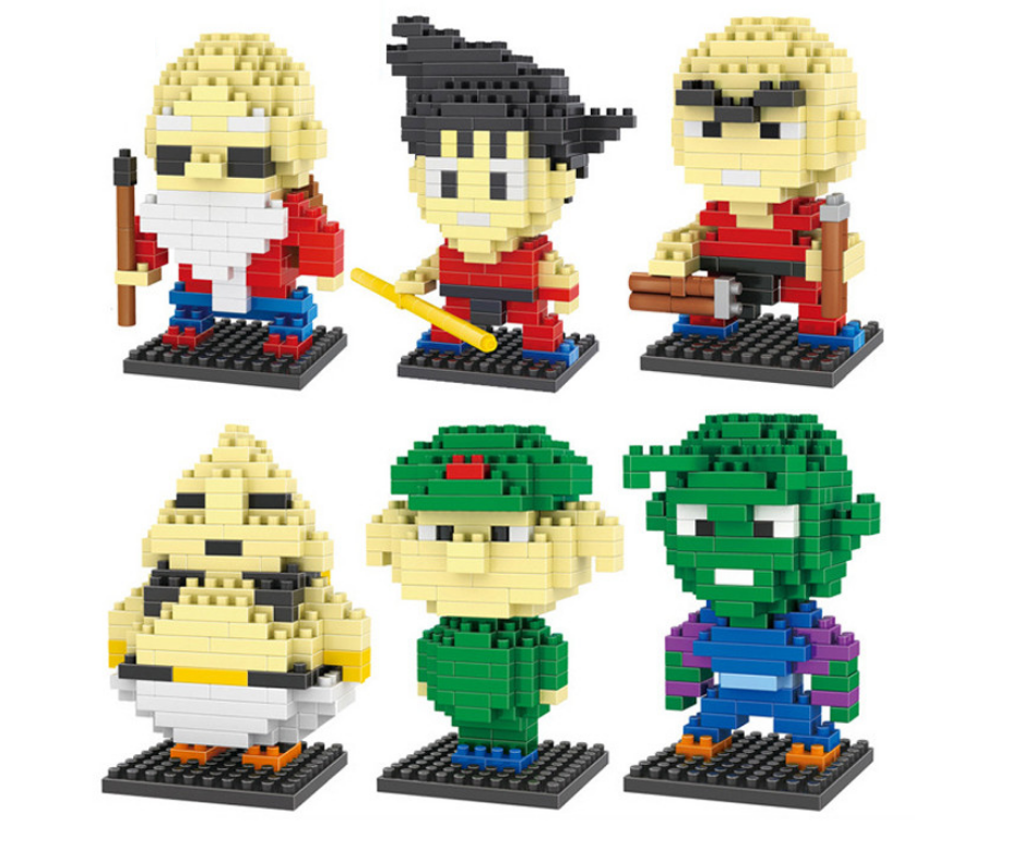 Dragonball Z Nano Building Blocks