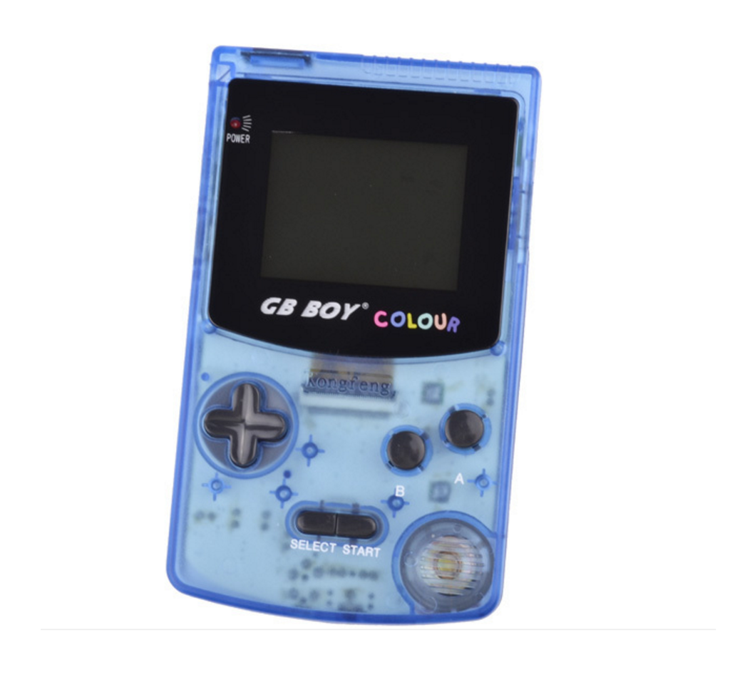 Kong Feng GB Boy Colour Backlit Handheld Game System