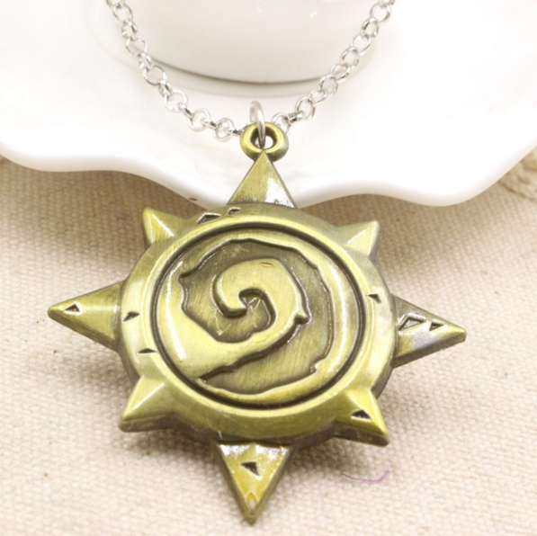 Hearthstone Necklace